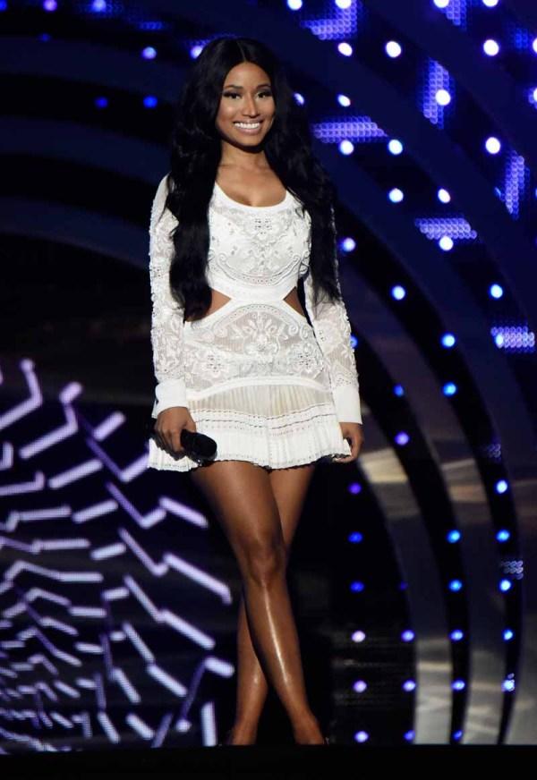 2014 Nicki Minaj Outfits