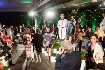 Digital Couture Fashion Presentation