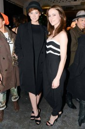 Analeigh Tipton and Jessica Stroup