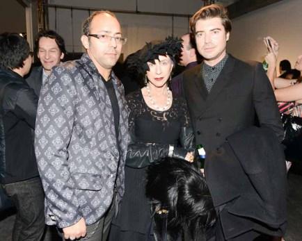 Beatrix Ost, Alejandro Ordonez, Victor Kubicek