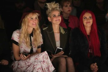 Francesca Liberatore - Front Row - Mercedes-Benz Fashion Week Fall 2015