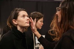 Francesca Liberatore - Backstage - Mercedes-Benz Fashion Week Fall 2015