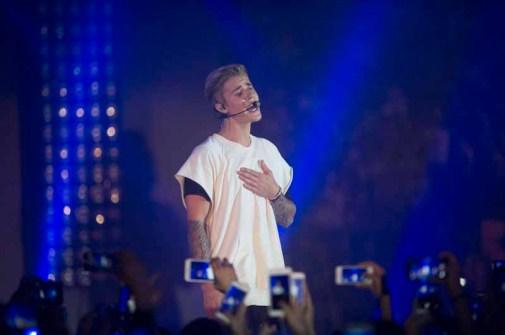 Calvin Klein Jeans event Hong Kong 2015 - Justin Bieber