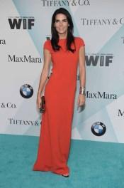 Angie Harmon in Max Mara