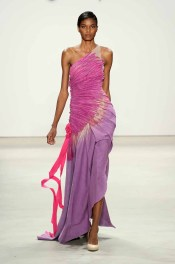 Supima Design Competition - Runway - Spring 2016 New York Fashion Week: The Shows