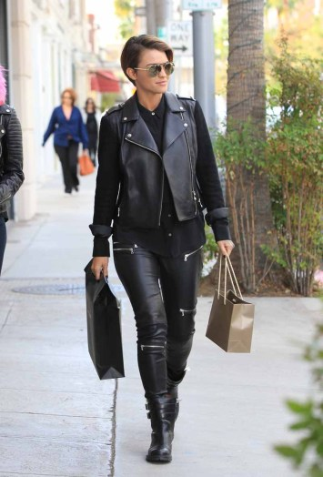 Celebrity Sightings In Los Angeles - November 04, 2015