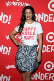 NEW YORK, NY - DECEMBER 07: Camila Alves attends Target Wonderland VIP event on December 7, 2015 at Target Wonderland, 70 10th Avenue in New York City. (Photo by Cindy Ord/Getty Images for Target) *** Local Caption *** Camila Alves