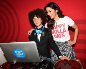 Camila Alves, DJ Fulano