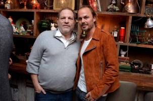 Harvey Weinstein, Jonas Tahlin== A Celebration for Bryan Cranston== December 9, 2015== House of Elyx, NYC== ©Patrick McMullan== Photo - Clint Spaulding / PMC== ==