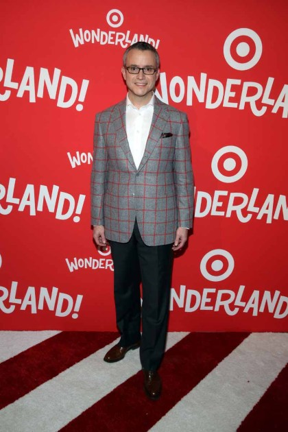 NEW YORK, NY - DECEMBER 07: Jeff Jones, EVP and CMO at Target, attends Target Wonderland VIP event on December 7, 2015 at Target Wonderland, 70 10th Avenue in New York City. (Photo by Cindy Ord/Getty Images for Target) *** Local Caption *** Jeff Jones