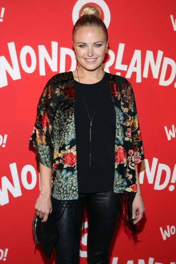 NEW YORK, NY - DECEMBER 07: Malin Akerman attends Target Wonderland VIP event on December 7, 2015 at Target Wonderland, 70 10th Avenue in New York City. (Photo by Cindy Ord/Getty Images for Target) *** Local Caption *** Malin Akerman