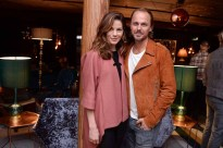 Michelle Monaghan, Jonas Tahlin== A Celebration for Bryan Cranston== December 9, 2015== House of Elyx, NYC== ©Patrick McMullan== Photo - Clint Spaulding / PMC== ==