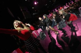 NEW YORK, NY - DECEMBER 10: (L-R) Dinah Jane, Lauren Jauregui, Ally Brooke Hernandez, Normani Kordei and Camila Cabello of Fifth Harmony pose at The Candie's Winter Bash on December 10, 2015 in New York City. (Photo by Cindy Ord/Getty Images for Candie's)