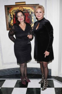 Irma Santiago and Ana Stone