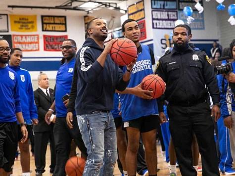 Coach + Michael B. Jordan