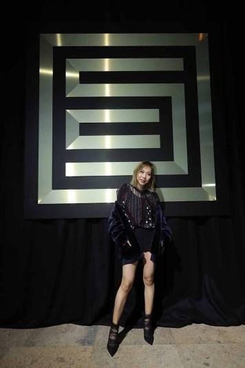 香港知名造型師 Faye Tsui