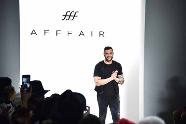 Afffair - Front Row