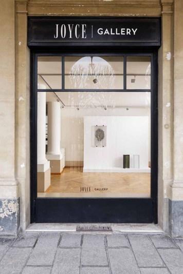 Garnier and Linker Exhibit Paris
