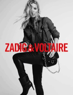 Kate Moss for Zadig & Voltaire