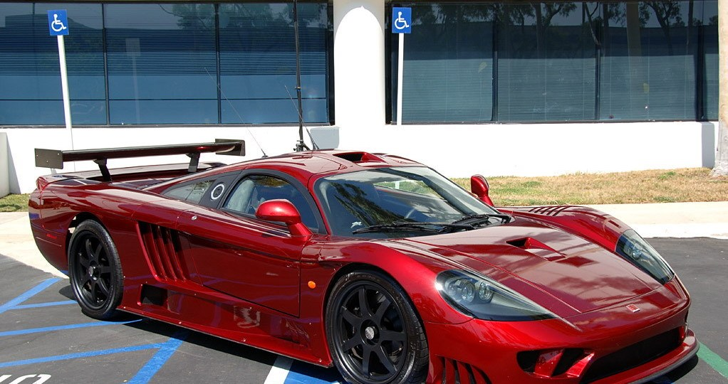 saleen-s7-red