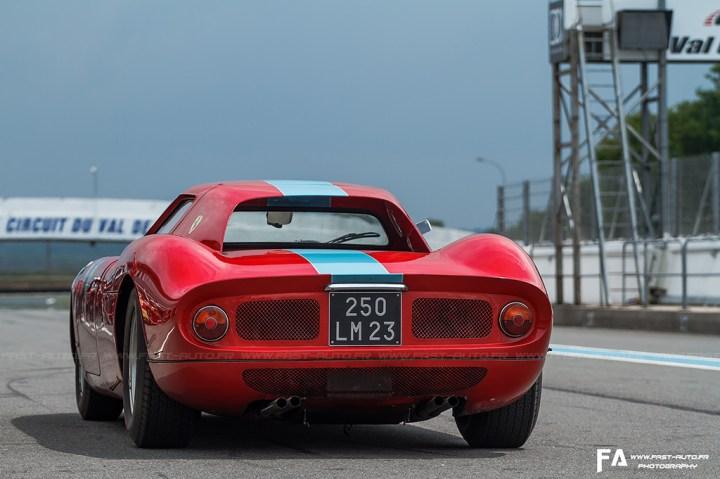 Ferrari 250 LM 23 - Sport et Collection 2013