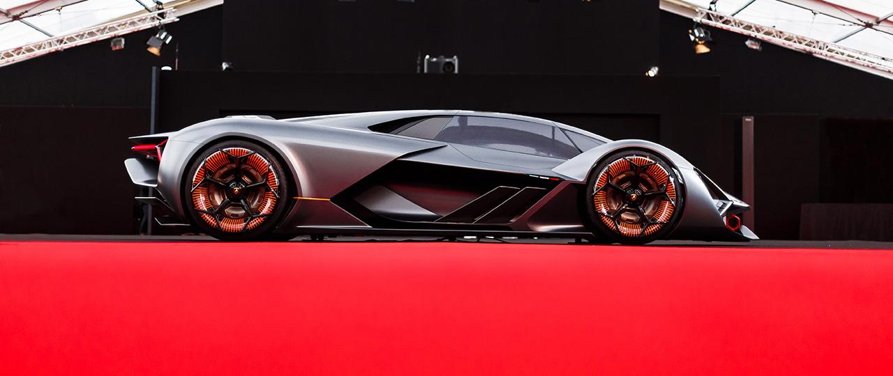 Lamborghini Terzio Millennio