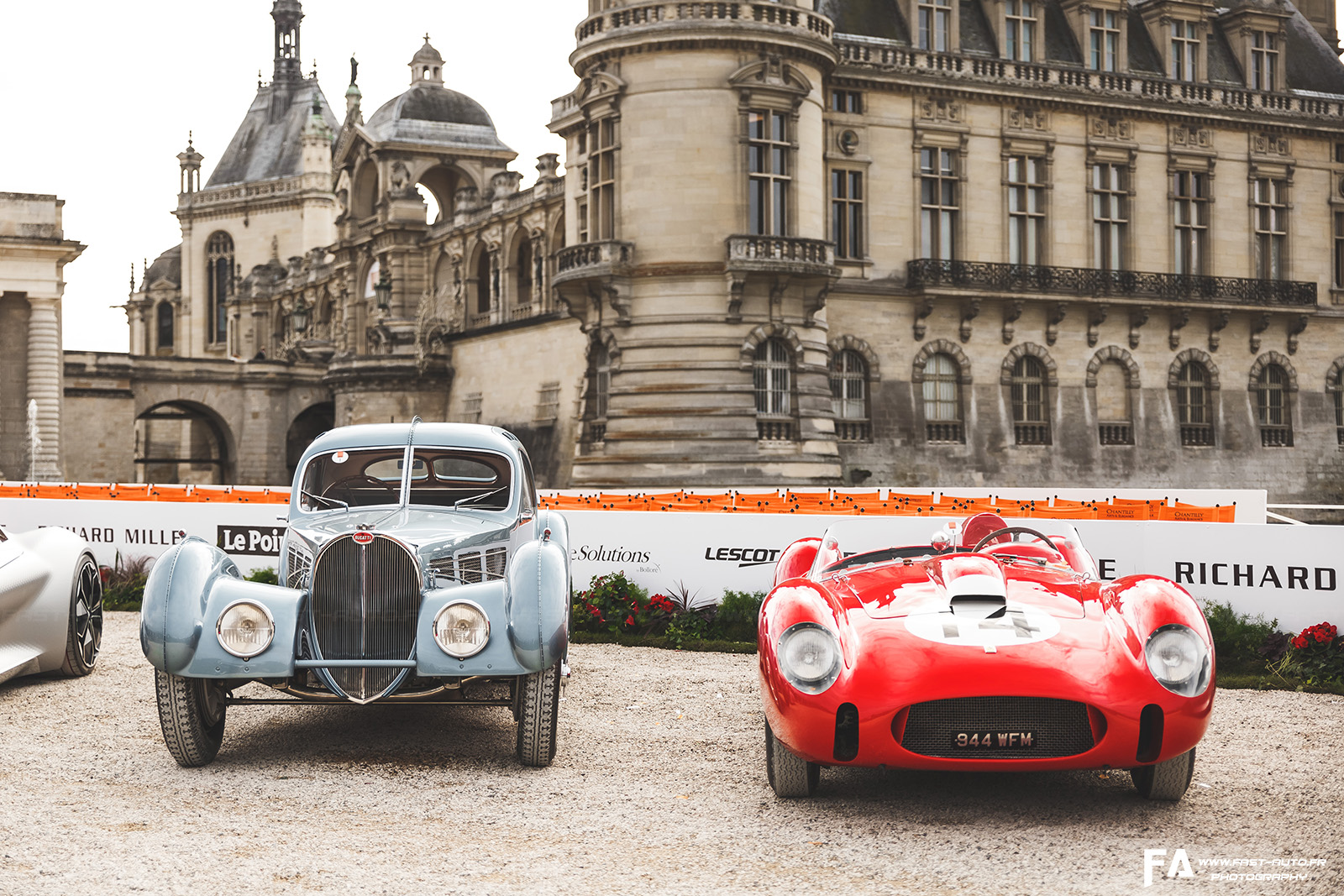 Concours Chantilly 2018