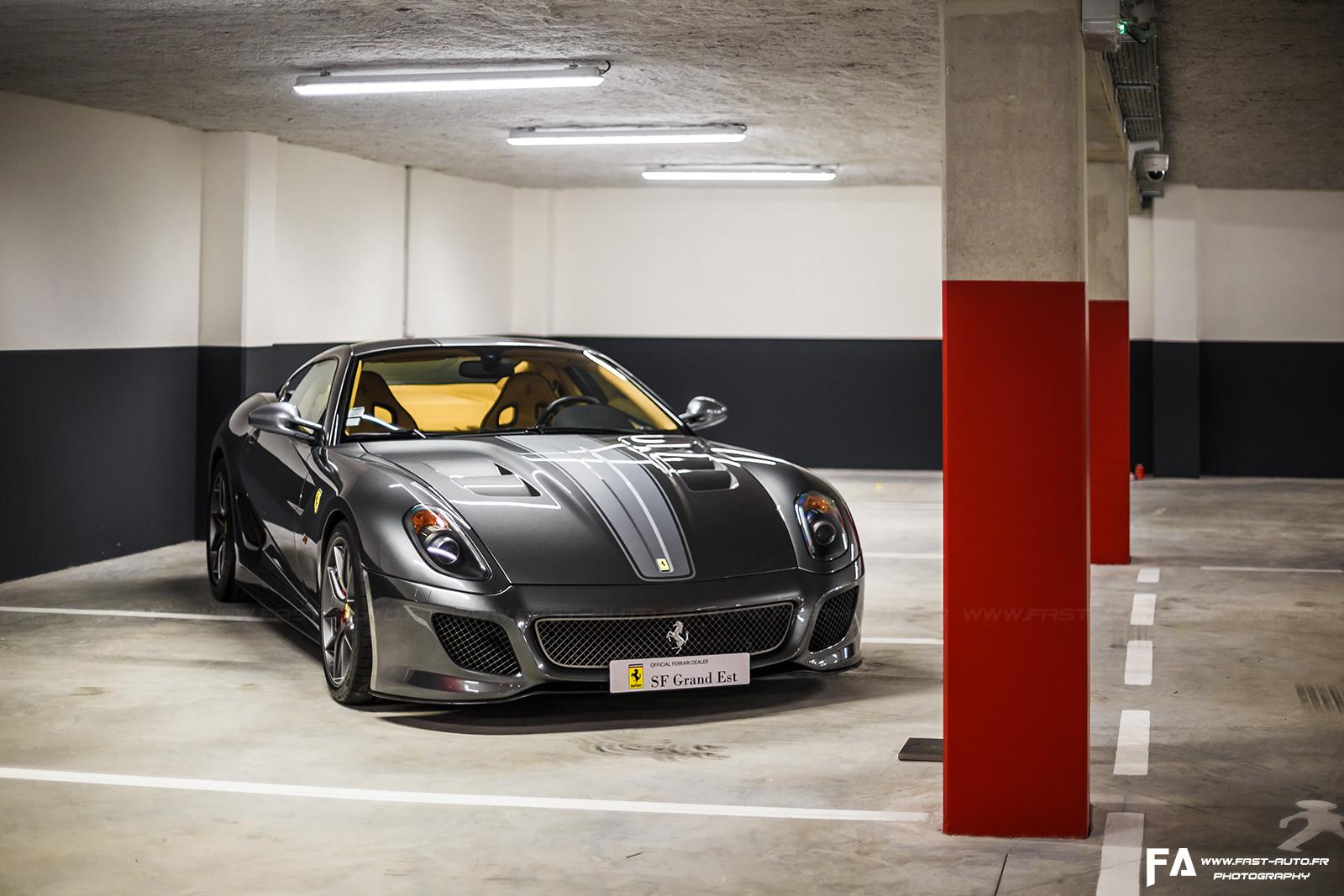 Ferrari SF Grand Est Mulhouse