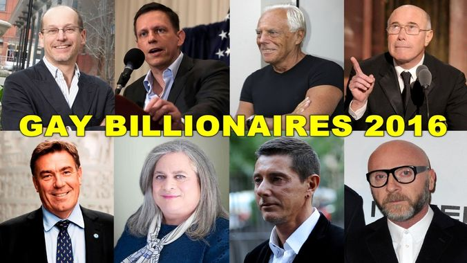8 entrepreneurs LGBT millonnaires