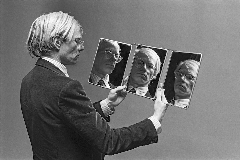 Andy Warhol par Philippe Morillon