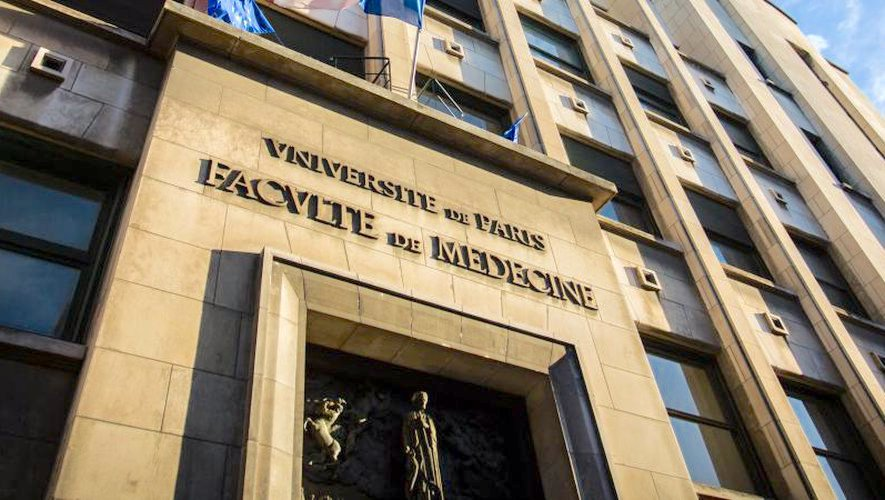 Le bâtiment des Saints Pères de l'université Paris V qui abritait le laboratoire d'ergonomie informatique où Christian Bastien enseignait la grille ergonomique de critères de Bastien & Scapin