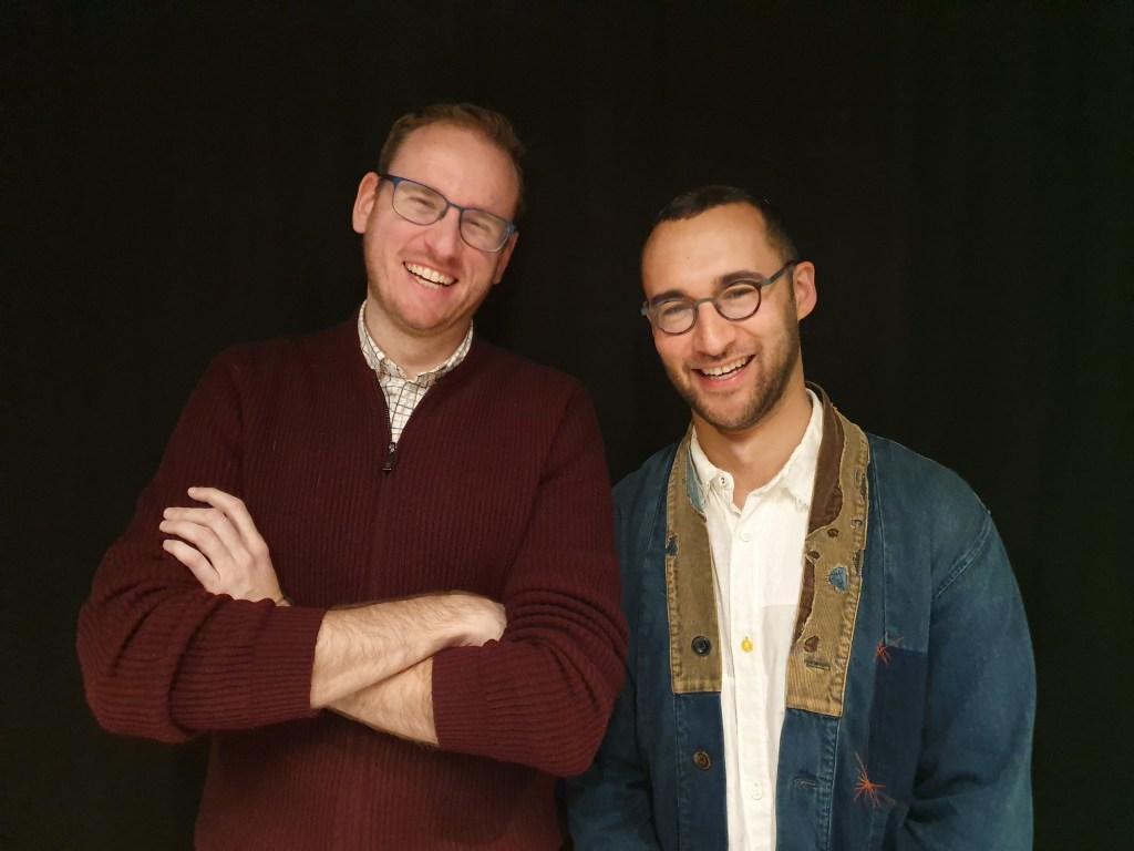 Arie Katz et Alex Kogan se sont associés pour créer Roundrack et aider les marques de mode à se procurer des tissus plus durables.