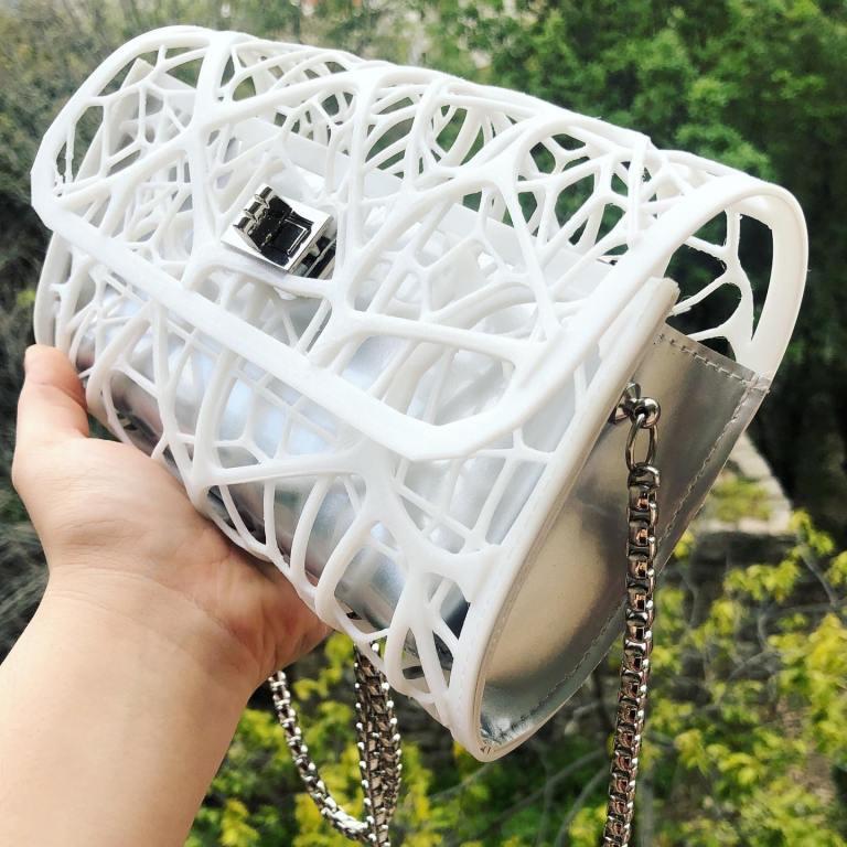 مثال على نموذج مجسم ثلاثي الأبعاد تم تنفيذه باستخدام Speetra