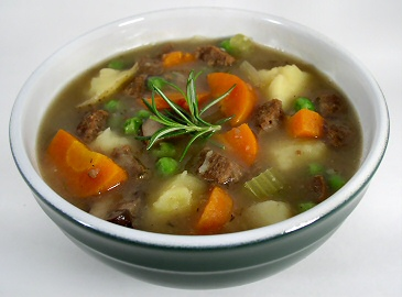Beefless Stew