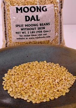 Spiced Moong Dal  FatFree Vegan Kitchen