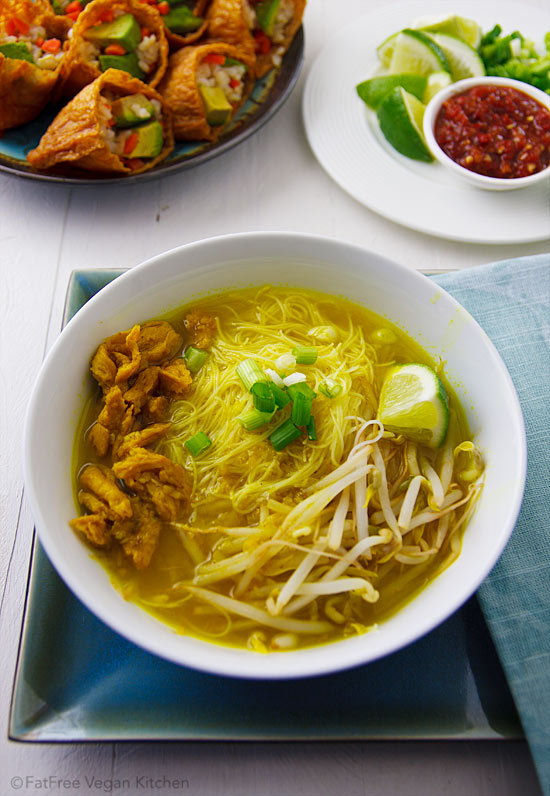 Soto Ayam Hd : Javanese-Inspired,