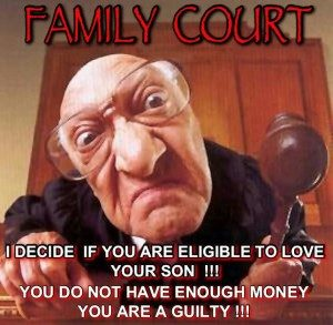 excessive child support
