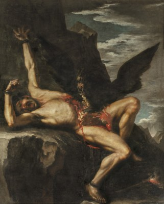 men's existence resulted in Prometheus being punished