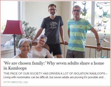 """RareBirds, """"chosen family"""""""