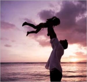 Dad and daughter, from 21 Reasons Why Gender Matters