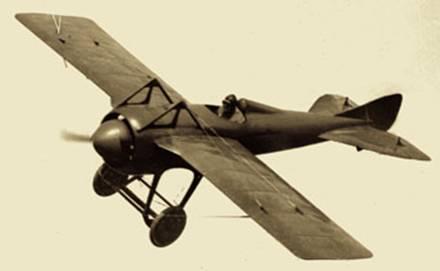 203, 85 Km/h, en 1913 ! Record mondial de vitesse pour un avion  !