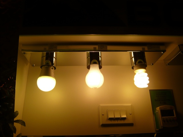 Fluorescent Light Bulb Colors