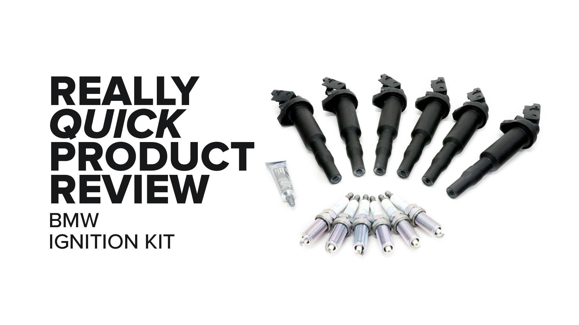 BMW N52 (X5, 328i, Z4, 128i, & More) Ignition Service Kit