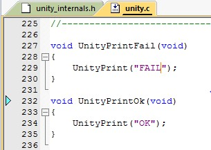 UnityPassFail