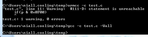 goto fail and embedded C Compilers - Sticky Bits - Powered
