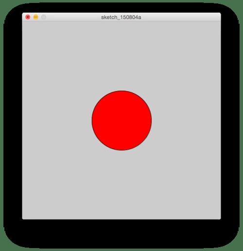 Cerchio Rosso