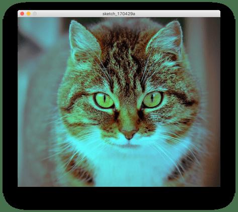 Processare le immagini in Processing