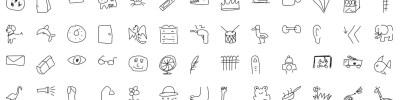 Quick, Draw! + Processing: lavorare con il dataset di Google con più di 50 milioni di disegni