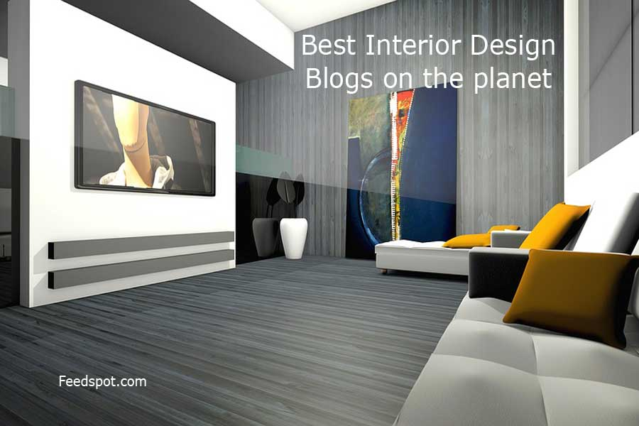 Top 100 Interior Design Blogs Websites  Newsletters To