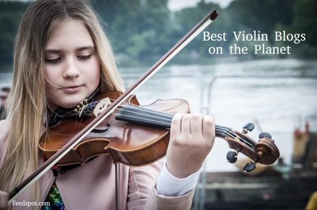 Top 25 Violin Blogs, Websites & Newsletters For Violinists ...